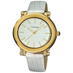 Vernier Women's Retro Wide Oval Dial Watch only 24.74 on overstock!!!!