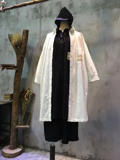 Chest Pocket Slim Fit Long Casual Blouse Cheap Korean Shirt Dress  #white #black #shirt #blouse #Korean #letter #long #blouse #linen #casual #dress