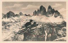 Österreich Monarchie k.u.k. Scharfschütze Sniper Dolomiten Kaiserjäger Tirol Austro Hungarian, Kaiser, Austria, Mount Everest, Army, Mountains, Nature, Travel, Pictures