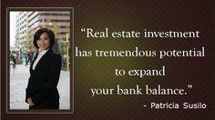 Patricia Mirawati Susilo: Patricia Mirawati Susilo - Real Estate Investor