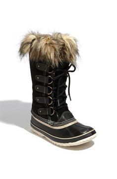 SOREL 'Joan of Arctic' Boot   Nordstrom $112