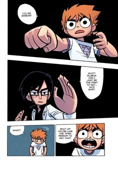 Scott Pilgrim Vol. 6 (of 6) – … In His Finest Hour (2015) | Viewcomic reading comics online for free