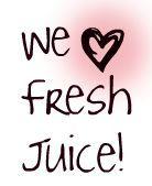 Mean Green Juice - sounds like an Alien drink! It was surprisingly good!