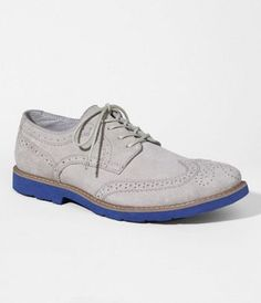WINGTIP OXFORD WITH POP SOLE at Express
