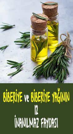 Biberiye ve biberiye yağının faydaları. Biberiyenin cilde ve saça faydalar… The benefits of rosemary and rosemary oil. The benefits of rosemary to the skin and hair do not stop counting. Natural Health Remedies, Herbal Remedies, Perfume, Oil Benefits, Natural Herbs, Medicinal Plants, Herbal Medicine, Healthy Life, Health Tips