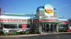 Denny's Classic Diner (Findlay, OH) ONE OF THE ONLY 24 HOUR PLACES IN TOWN!