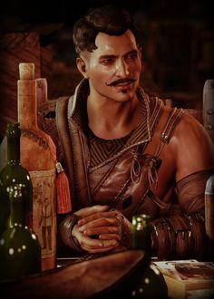 Dorian, Dragon Age: Inquisition