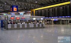 Ankunft am Flughafen Frankfurt - Check more at https://www.miles-around.de/trip-reports/economy-class/singapore-airlines-boeing-747-400-economy-class-frankfurt-nach-new-york/,  #747-400 #avgeek #Aviation #Boeing #EconomyClass #Flughafen #FRA #JFK #NewYork #NewYorkCity #SingaporeAirlines #Trip-Report #USA