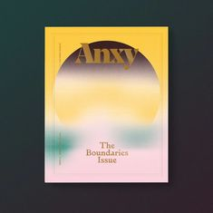 The third issue of Anxy looks at the ways our inner worlds define the lines we draw and the space we create. Our signature mix of personal stories, reporting and photo essays features perspectives from Open Mike Eagle, Samantha Irby, and Alana Hope Levinson; plus artwork and photography by Kendrick Brinson, Merijn Hos, Wrap Magazine, Vice Magazine, Focus Magazine, Magazine Covers, Illustration Techniques, Hand Illustration, Gravitational Waves, Campaign Posters, Parsons School Of Design