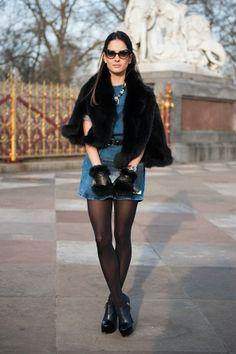 Street Style: Marilia Queiroz Machado