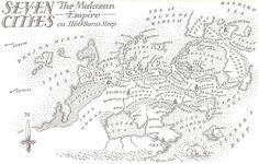 Seven Cities / MALAZAN BOOK OF THE FALLEN ~ Steven Erikson / Ian C. Esslemont