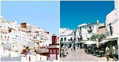 Top 10 des villes aux murs blancs pour avoir limpression dêtre au paradis