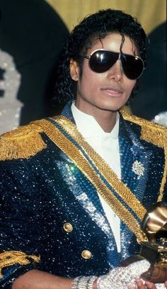 At the grammys 1984
