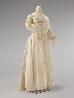 Date: ca. 1905   Culture: American (probably)   Medium: cotton