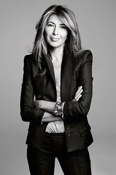 """""""A woman wearing the right stiletto is a true force to be reckoned with."""" - Nina Garcia - photo by Mark Abrahams"""