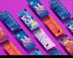 The new vé-số vietnam / Dé Số điii (lotto ticket) on Behance
