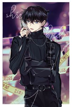 Informations About (notitle) Pin You. Dark Anime Guys, Cool Anime Guys, Hot Anime Boy, Handsome Anime Guys, Oc Manga, Manga Boy, Manga Anime, Conan Comics, Detektif Conan