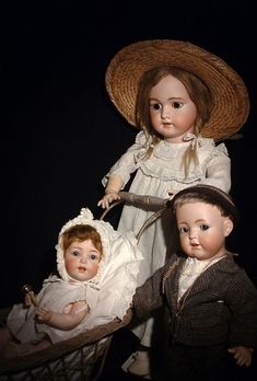 Madame alexander Puppen datieren