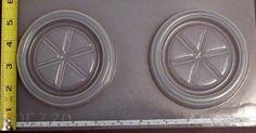 2 coaster mold 770