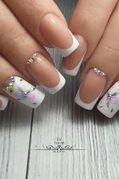 Nail art designs appear to be troublesome, yet it looks very hot. Will I have the option to draw a nail design on my nails someday by myself or another or I need to visit some expert Nail design? Nail Designs Pictures, Nail Art Designs, Hair And Nails, My Nails, Dream Nails, Nagel Gel, Perfect Nails, French Nails, White Nails
