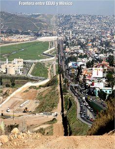 Fotomatón: Frontera entre EEUU y México - Yonkis.com