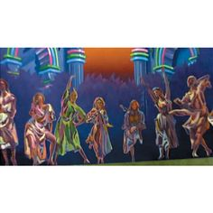 Xanadu the movie masterpiece that started it all Things to Do ❤ liked on Polyvore