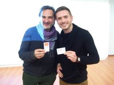with Fausto Podavini