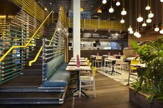 Fiesta of design and flavour: Wahaca (Cardiff) - Softroom - Best Multiple Restaurant...