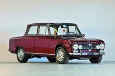1968 Alfa Romeo Giulia Super Berline