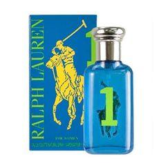 Ralph Lauren by Big Pony for Women's EDT Spray 1 oz/30 ml, New In Box  #RalphLauren