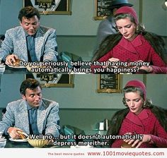 How to Marry a Millionaire (1953) | 1001 Movie Quotes