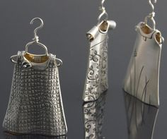Silver dresses - Sue McNenly