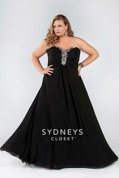 Plus size gowns | Hey Look! It\'s Plus Sized Barbie! :) | Pinterest ...