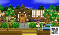 The Tsukutta updated Was # Happy Home # ACHappyHome # 3DS