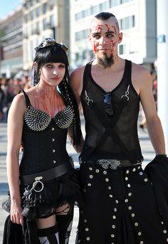 Meet Local Goths and Find a Romantic Partner