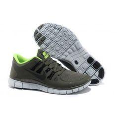 Nye Ankomst Nike Free 5.0+ Mørkgrøn Grøn Herre Skobutik | Nyeste Nike Free 5.0+ Skobutik | Populær Nike Free Skobutik | denmarksko.com