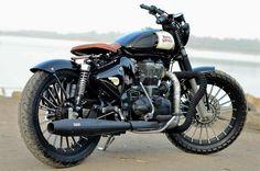 Custom bike . Royal