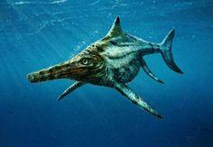 1억7000만년前 상어 닮은 공룡 화석 스코틀랜드서 발견