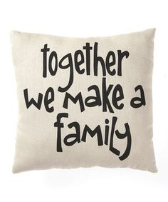 Cuddle up with this delightfully cozy pillow that will add charm and romance to any room. With playful words standing out against a simple white background, it's a perfect conversation starter for tales of true love.