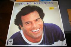 Julio Iglesias en Francais Sentimental Record CBS International Vinyl 50320