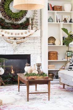 christmas home tour bsht 16 - Modern Home Christmas Decor