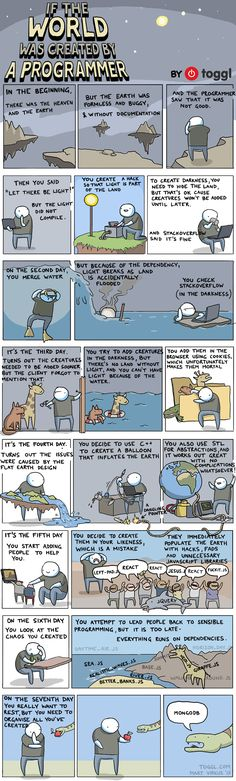 world-created-programmer