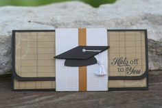 Really Reasonable Ribbon's Ramblings!: Graduation Money Holder