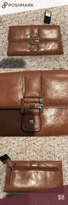 Guess leather wallet Guess leather wallet - NWT Guess by Marciano Bags Wallets