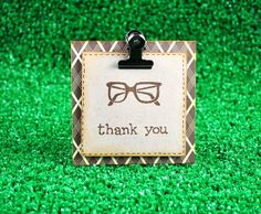 a guy thank you card. i have these stamps - must make this!