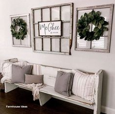 living room wall decor beautiful farmhouse living room design and decor ideas 56 Fall Living Room, Country Living Rooms, Farmhouse Living Room Decor, Country Farmhouse Decor, Farmhouse Ideas, Antique Farmhouse, Farmhouse Design, Modern Farmhouse, Country Wall Decor