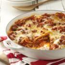 Easy Skillet Lasagna Recipe . . . TOTAL TIME: Prep: 5 min. Cook: 70 min