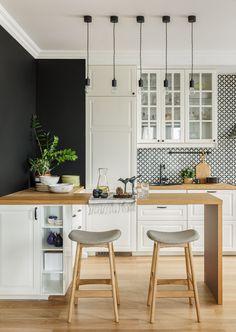 Breakfast Bar Kitchen, Bar Counter, Kitchen Dining, Interior Design, Table, Room, Furniture, Home Decor, Kitchen Designs