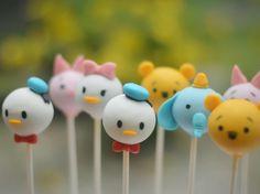 Tsum Tsum CakePop -
