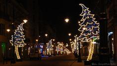 Świąteczna Piotrkowska...